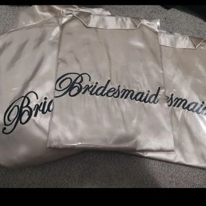 Other - Bridesmaid + maid of honor robes
